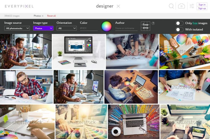 Finding the right image for a design project can really make the work shine. NOD profiles Everypixel, a new online app that streamlines stock image search.