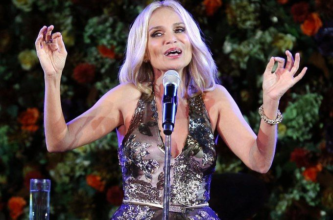 """Meet the new Maleficent! Kristin Chenoweth (Broadway's """"Wicked"""") will play Sleeping Beauty's menace in the Disney Channel telemovie """"Descendents,"""" to be directed by Kenny Ortega (""""High School Musical""""). Also in the cast: Kathy Najimy (""""Hocus Pocus""""), Booboo Stewart (""""The Twilight Saga""""), Wendy Raquel Robinson (TV's """"The Game"""") and a few Disney kids as the kids of Beauty and the Beast - and said villainess."""