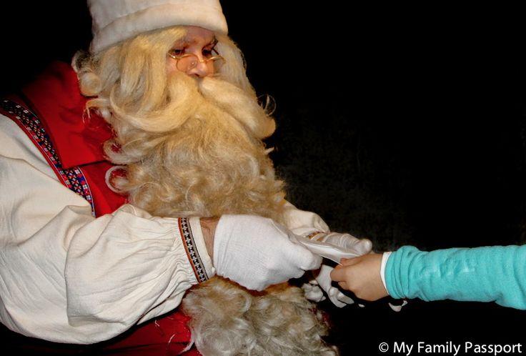 Viaje a Laponia con niños. Conocer a Santa Claus. Finlandia con niños. Encuentro con Santa Claus en Laponia. Actividades como conocer a Papá Noel
