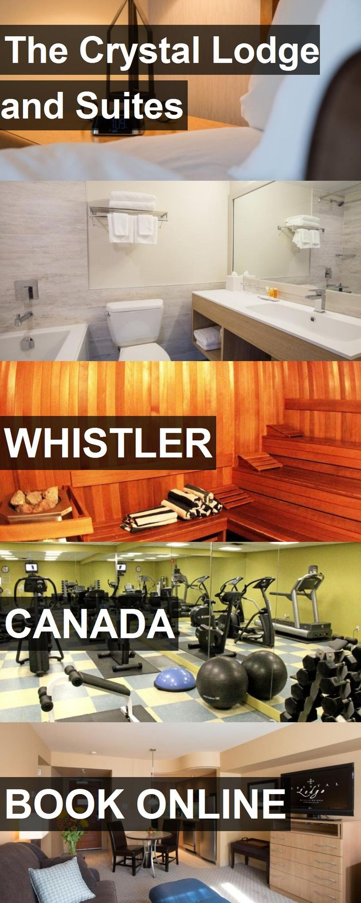Hotel The Crystal Lodge and Suites in Whistler, Canada. For more information, photos, reviews and best prices please follow the link. #Canada #Whistler #TheCrystalLodgeandSuites #hotel #travel #vacation