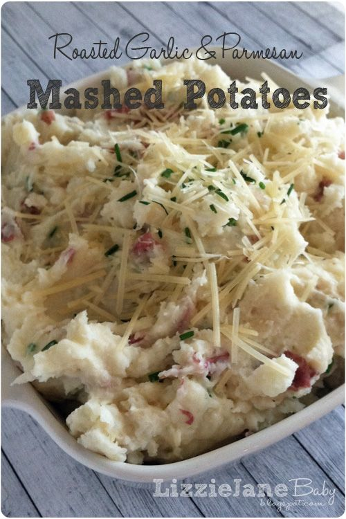 It's tuesday again. Which means time for another recipe! This recipe was brought about because I was needing a yummy potato recipe for an upcoming church function.  I threw together some of the things I like, and came up with this: Roasted Garlic & Parmesan Mashed Potatoes. I love red potatoes so that is what... Read More »