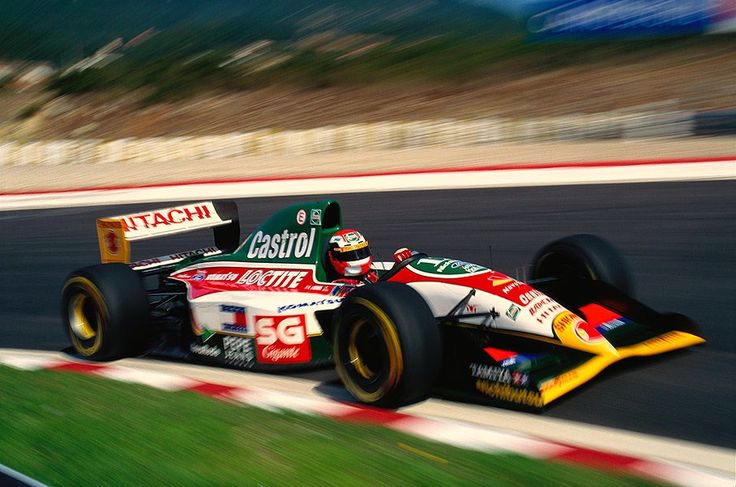 johnny herbert, lotus, 1993