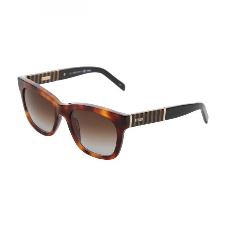 Fendi Sunglasses Brown