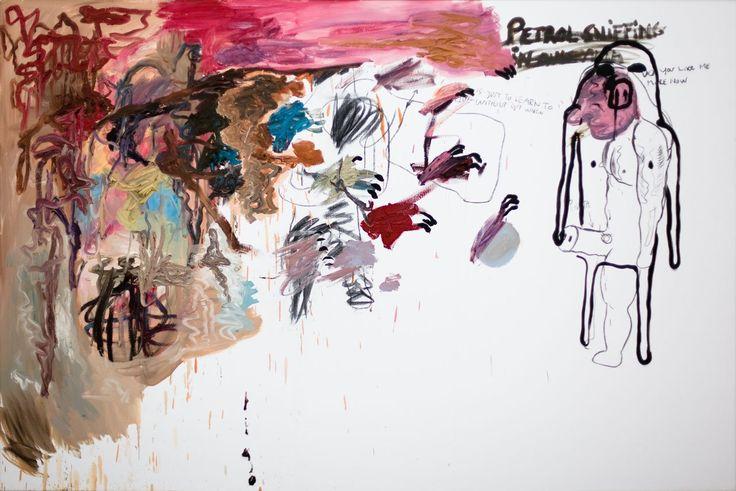 LeRoy's Pink Fist: Bjarne Melgaard