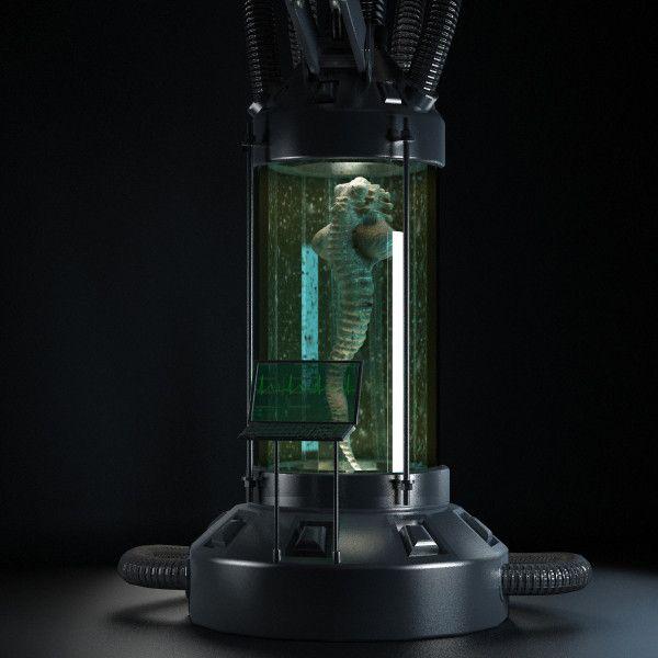 19 Best Cryogenic Chamber Images On Pinterest Sci Fi Art