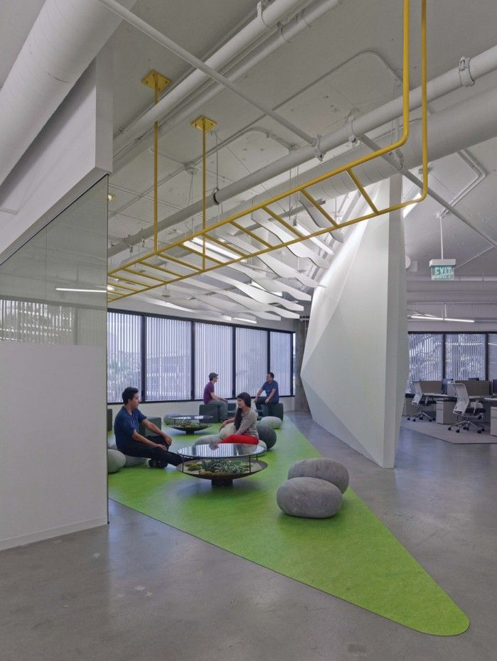 64 best images about innovative office spaces on pinterest for Innovation firm los angeles