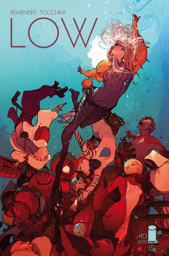 Low #10 by Greg Tocchini and Dave McCaig