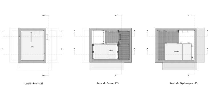 one man sauna | Modulorbeat | Architekten Münster