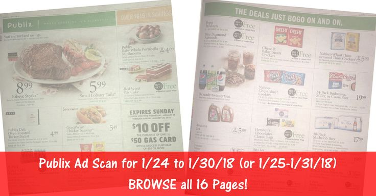 READY to BROWSE the actual upcoming (1/24 or 1/25) Publix Weekly Ad Scan? Here is the Publix Weekly Ad Scan for 1/24/18 - 1/30/18 (1/25-1/31 for Some)! BROWSE all 16 Pages HERE ►  http://www.thecouponingcouple.com/publix-weekly-ad-scan-1-24-18/  #PublixDeals #PublixCouponing #Publix #PublixDeal #PublixCoupons #PublixCouponer  Visit us at http://www.thecouponingcouple.com for more great posts!