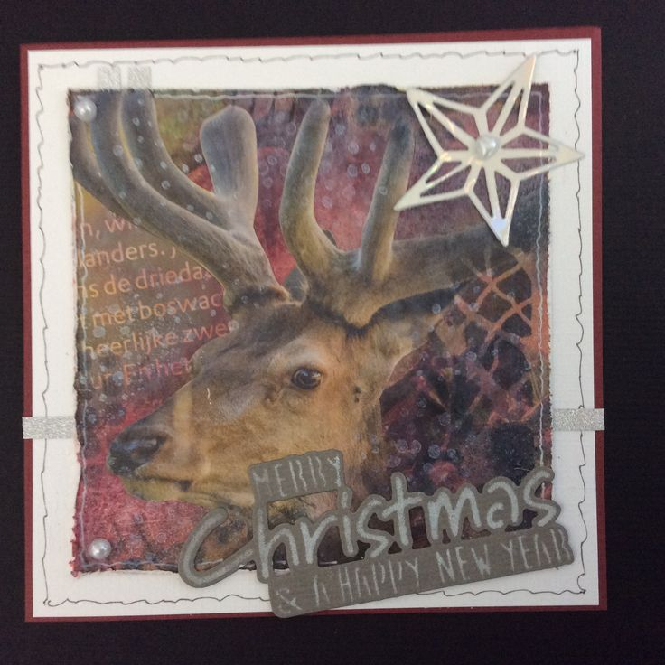 Kerst Art Journal / Noël Art Journal