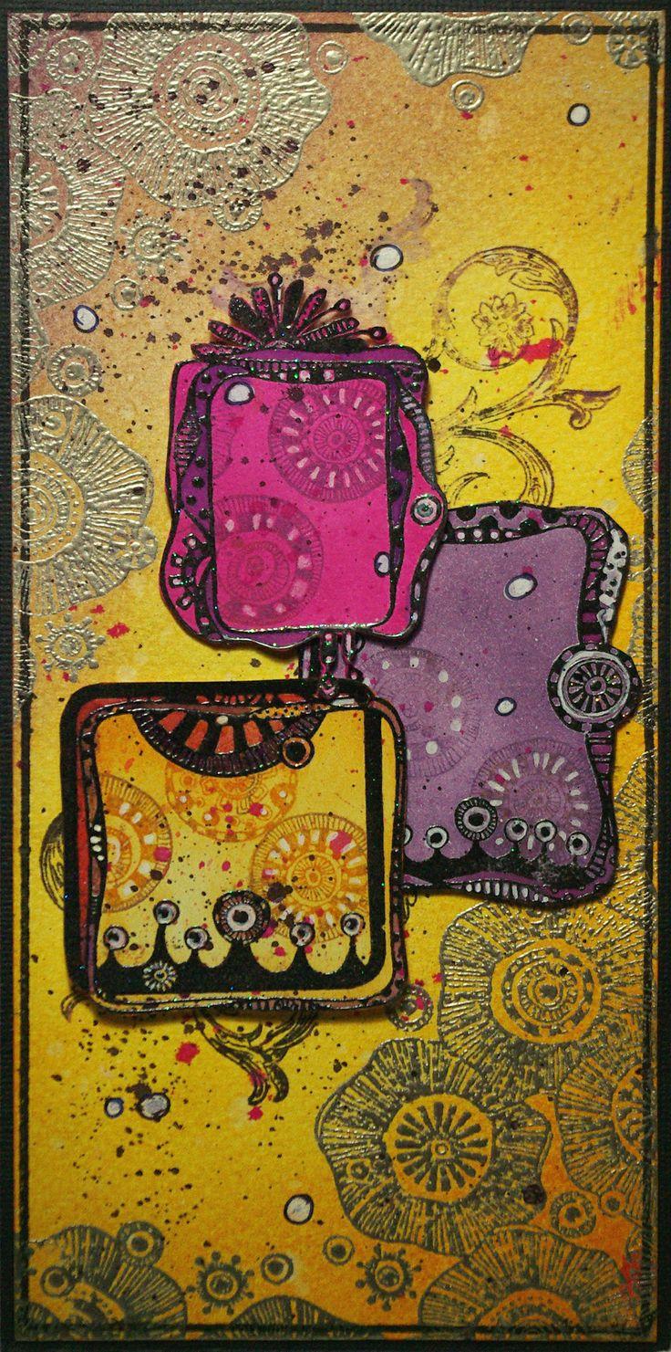 Tampons d'Azoline pour carabelle Studio Http://scrapannonyhm.canalblog.com