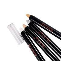 4pcs 4colors sombra de ojos de la pluma y lápiz delineador de ojos a prueba de agua los ojos de larga duración constituyen el envío libre cosmético