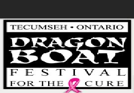 Windsor Business Networks: International Dragon Boat Race for the Cure 2013