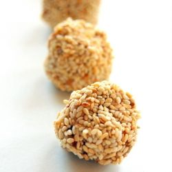 High energy protein bites for your picky eater.