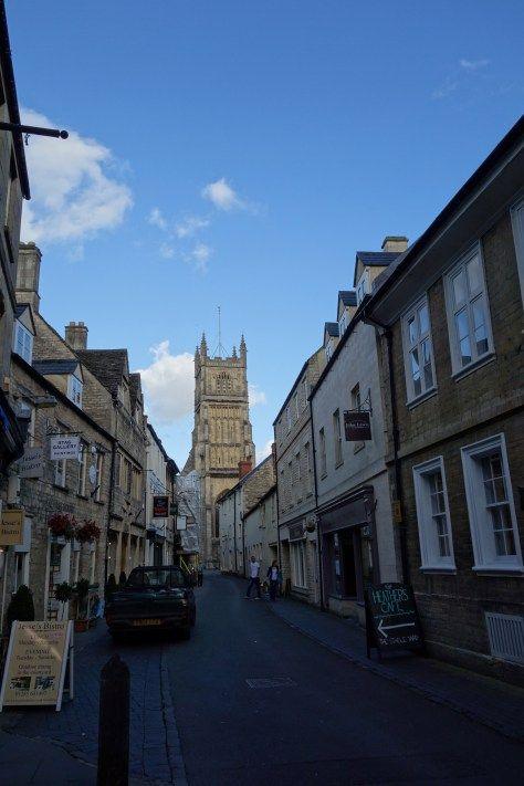 Cirencester town centre