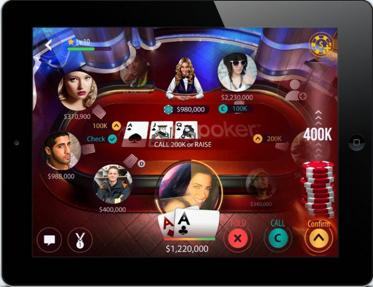 Zynga launches a major overhaul to its flagship poker game