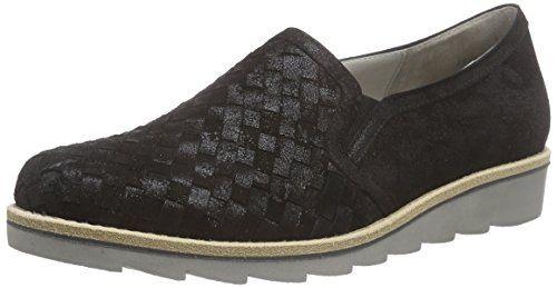 Gabor Shoes 41.443 Damen Slipper ,Schwarz (67 schwarz) ,35 EU - http://on-line-kaufen.de/gabor/35-eu-gabor-damen-slipper-4