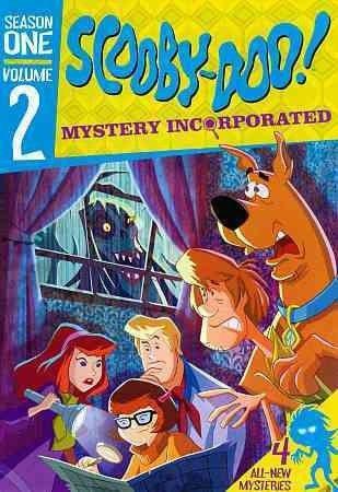 Scooby-Doo Mystery Inc V02 (Dvd)