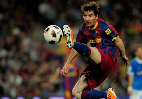 Lionel Messi, forward, Barcelona & Argentina