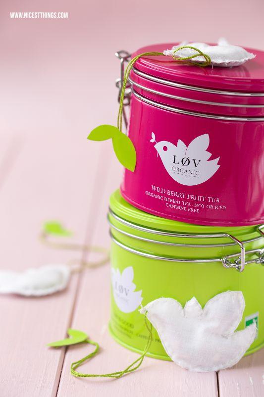 Lov Organic Tee Teebeutel selber machen DIY