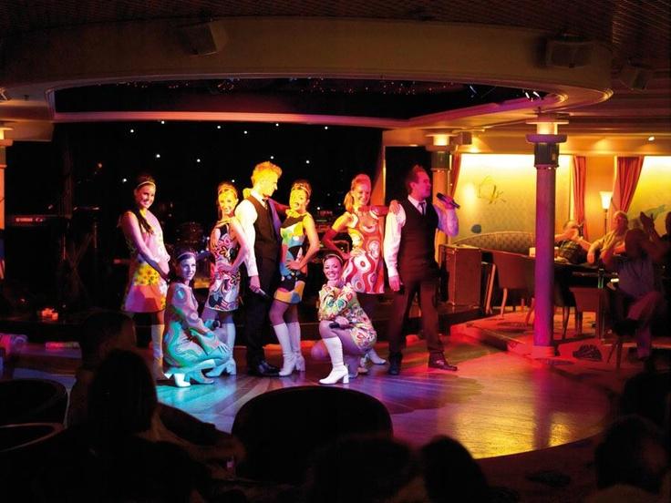 Braemar - Lido Lounge #Cruise