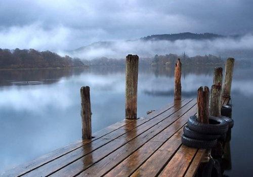 Derwent Water Landing stage. John Tisbury Photography - Photographers In Focus