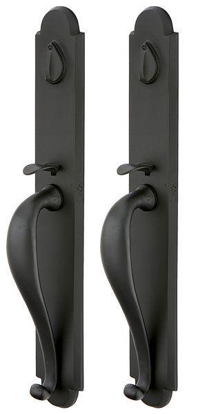 23 best rustic mountain home style door hardware images - Home hardware exterior door handles ...