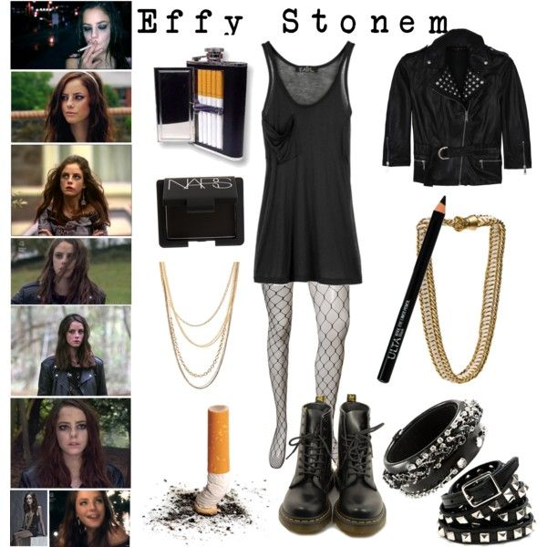 Outfits Effy Stonem