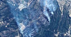vista satelital incendio valparaiso - Buscar con Google