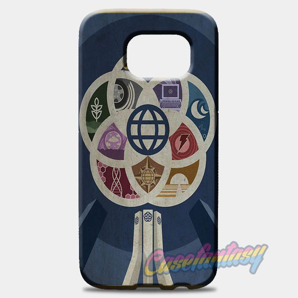 Logo Epcot Center Samsung Galaxy S8 Case | casefantasy