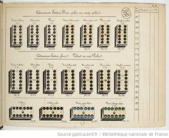 Cartes d'échantillons de jeux et de tabletterie - 14