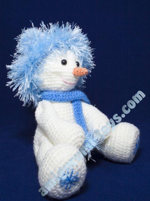 Схема вязания.: Teddy Bears