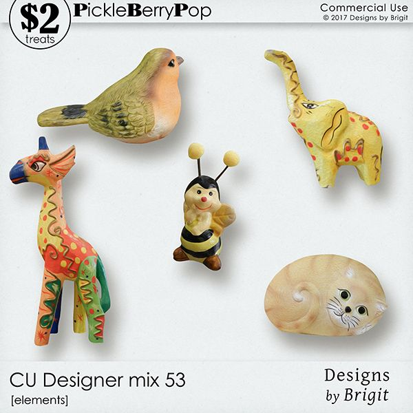 CU Designer mix 53