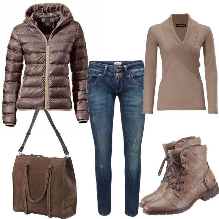 Brown LTB Outfit Outfit für Damen zum Nachshoppen auf Stylaholic