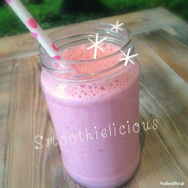 Mejerifri smoothie LCHF
