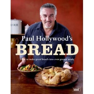 Paul Hollywood's Bread: Paul Hollywood - first loaf underway - the bloomer!