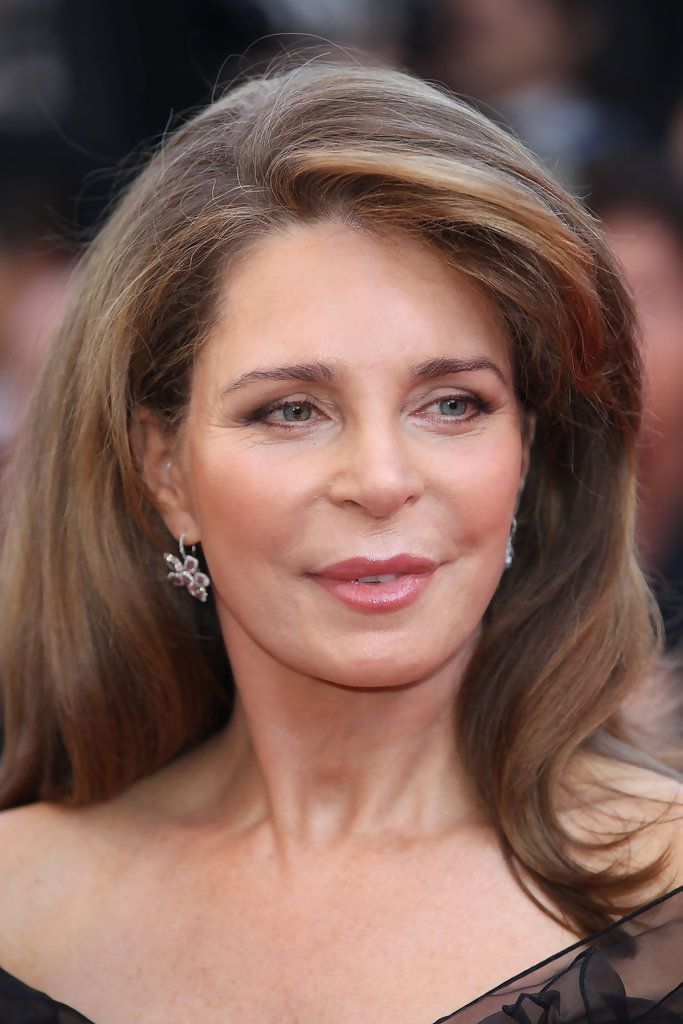 "Queen Noor of Jordan attends ""Countdown To Zero"" Premiere at the Palais des Festivals during the 63rd Annual Cannes Film Festival on May 17, 2010 in Cannes, France."