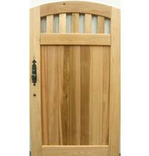 Custom Wooden Driveway Gates and Garden Gates, Fence Gates