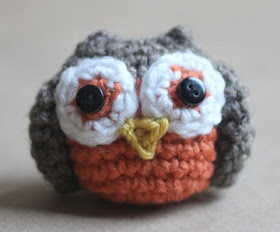 Amigurumi Owl Family : Repeat Crafter Me: Crochet Owl Family Amigurumi Pattern ...