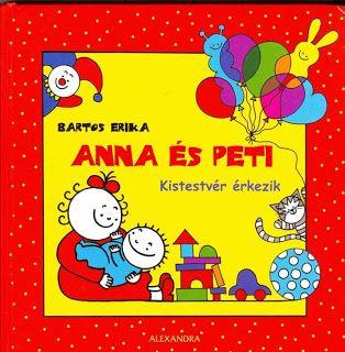 Marci fejlesztő és kreatív oldala: Anna és Peti- Kistestvér érkezik