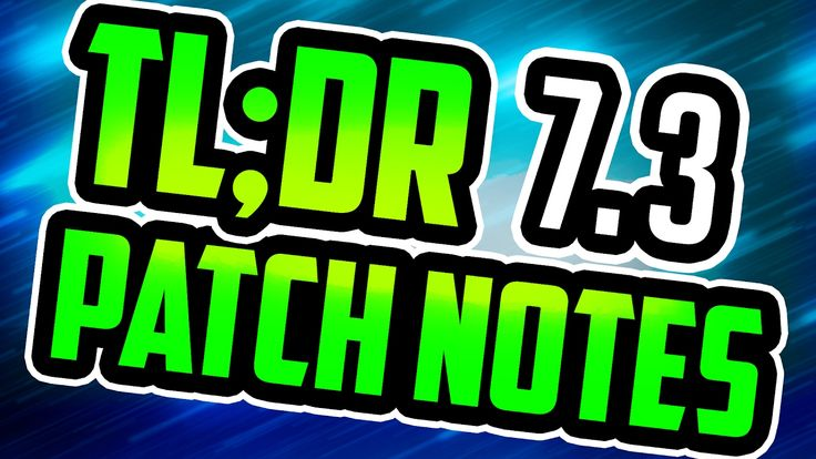 Blakinola - TLDR PATCH NOTES 7.3 https://www.youtube.com/watch?v=5X9udKI0A6Q #games #LeagueOfLegends #esports #lol #riot #Worlds #gaming