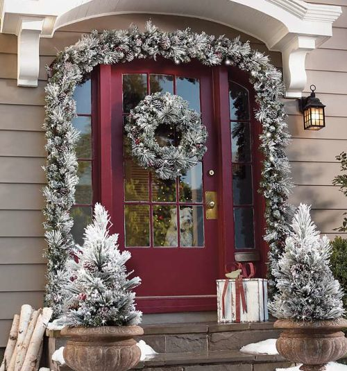 Fall outdoor decor the lettered cottage autos post for Cat outdoor christmas decorations