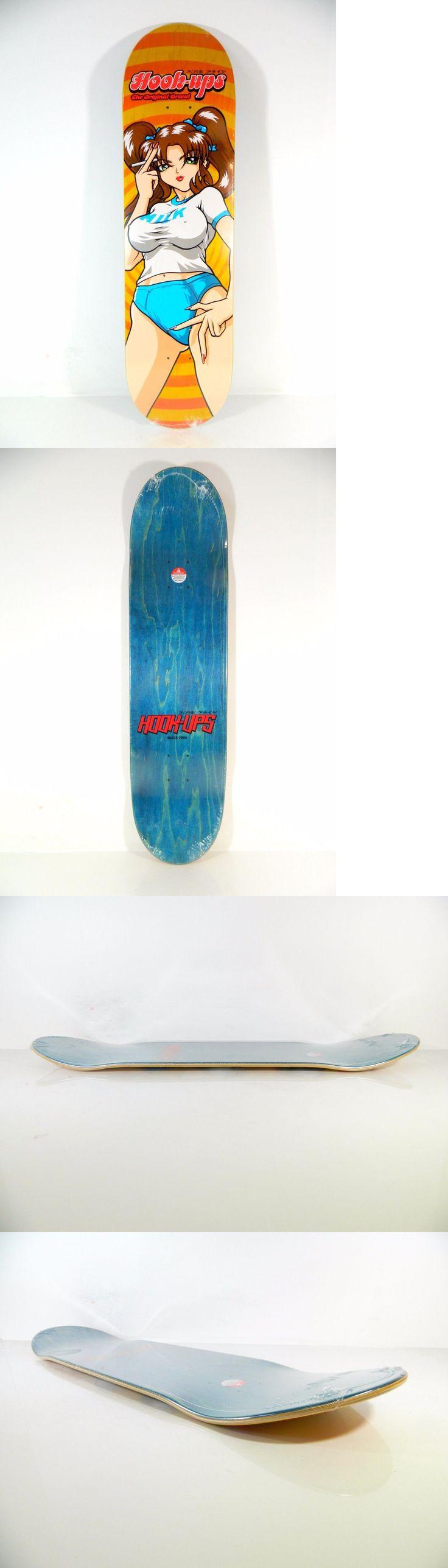 Decks 16263: Hook-Ups Sakura 8.25 X 31.75 Skateboard Deck W Free Grip Tape -> BUY IT NOW ONLY: $53.99 on eBay!