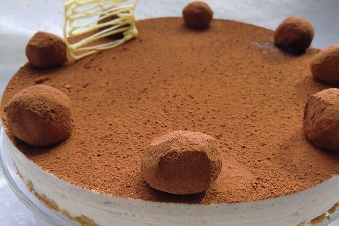 La receta de Tarta de Crema de Castañas con Mascarpone y Cacao es un postre que vas a repetir más de una vez.
