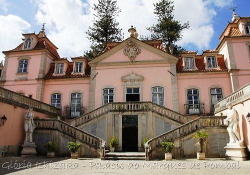 SONY DSC - 5 - O Palácio do Conde de Oeiras é sem dúvida um marco da vila  de Oeiras  e um dos paços mais bonitos de Portugal, imponente com as suas longas e curvilíneas escadarias de pedra e o seu austero estilo barroco.