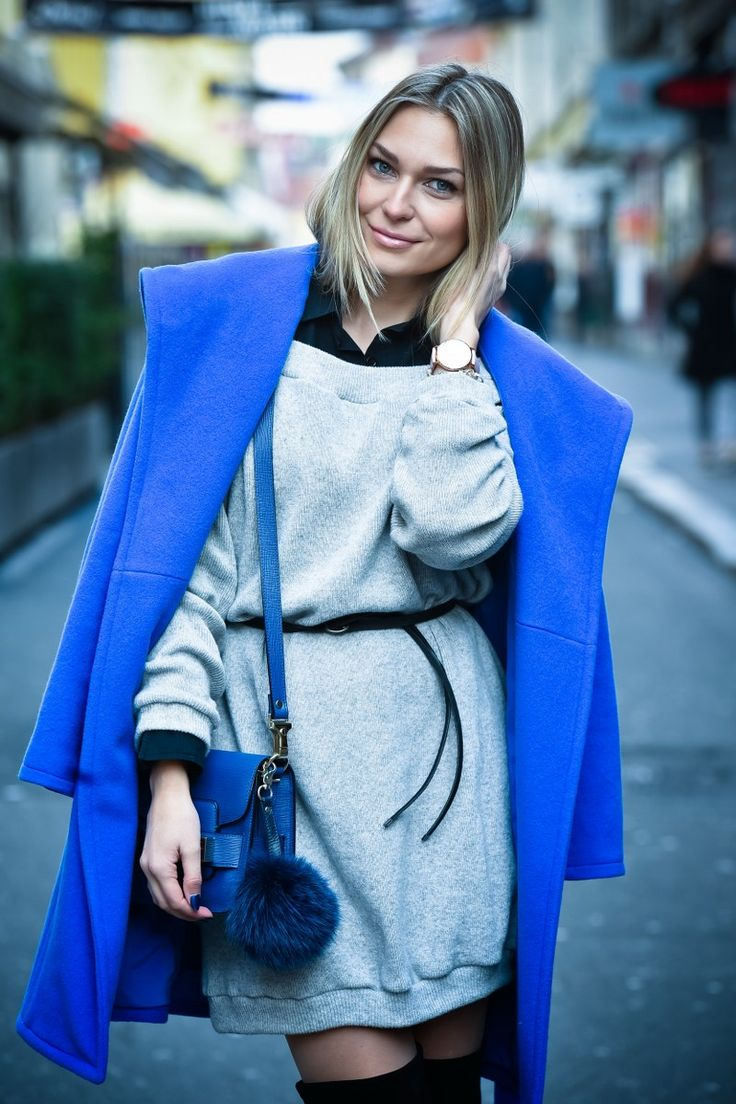 Best 25  Royal blue sweater ideas on Pinterest | Royal blue jeans ...