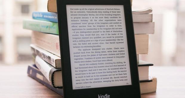 Por que escolher o leitor de ebooks Kindle Paperwhite?