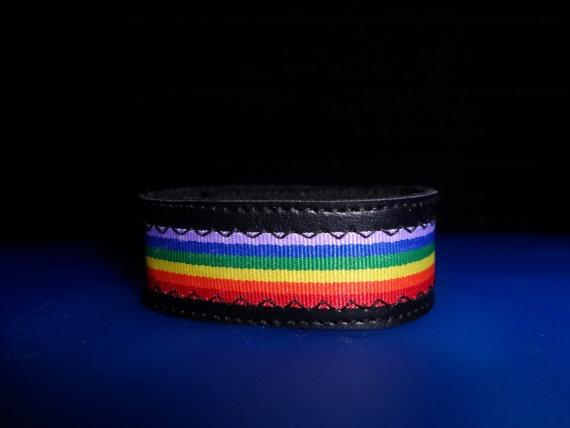Bracelet LGBT par Creationa2cmieux sur Etsy, $12.00