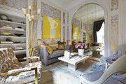 The Great Room - Inspired Design at the Holiday House Hamptons - Lonny