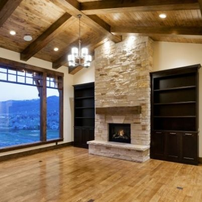 Home built in Jeremy Ranch, Utah by Cameo Homes Inc.